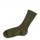 Joha woolen socks 90% wool rust