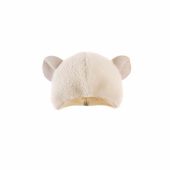Alwero hat with bear ears natural
