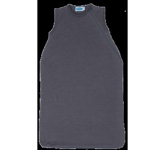 Reiff wool silk terry sleeping bag grey