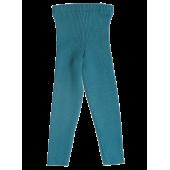 Reiff wollen legging caraibisch blauw