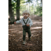 Silly Silas katoenen maillot olive
