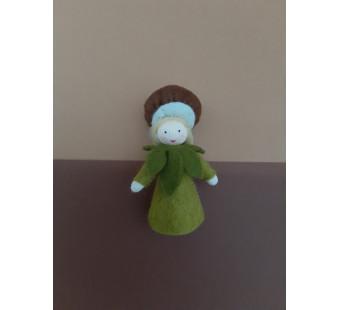 Seasonal doll Chestnut girl