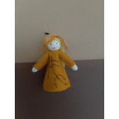 Seasonal doll beechnut