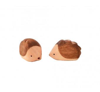 Brindours wooden hedgehog