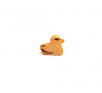 Brindours wooden duckling swimming