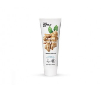 Humble Brush toothpaste ginger
