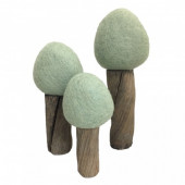 Papoose toys drie bomen zomer Earth