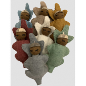 Papoose toys acorn babies