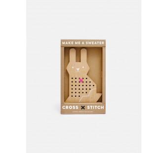 Moon Picnic cross stitch friends Rabbit