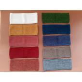 De Colores hair band made of 100% baby alpaca