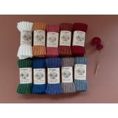 De Colores rolkraag voor kinderen van baby alpaca in diverse kleuren