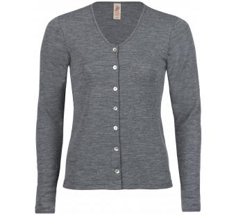 Engel woolen cardigan Grey