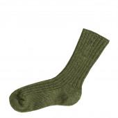 Joha sokken mosgroen 90% wol (5006) (60016)