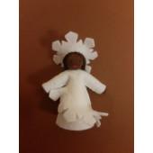 Seasonal doll Snow Chrystal