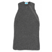 Reif merino woolfleece sleeveless sleeping bag grey