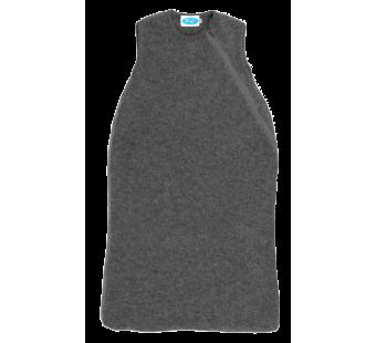Reif merino woolfleece sleeveless sleeping bag grey