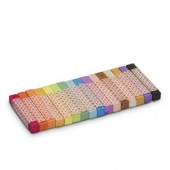 Mercurius Blackboard Pastel Chalk 16 - Assorted