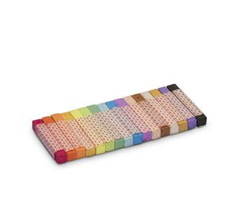Mercurius Blackboard Pastel Chalk 16 - Assorted