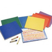 Mercurius main lesson book yellow and red