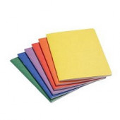 Mercurius Journal book 21x16cm red, green, blue and yellow