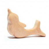 Ostheimer natuurhouten dolfijn (570)