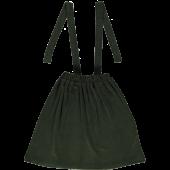 Poudre Organic jurk robe muguet Forest Green