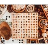 Montessori 100- bord