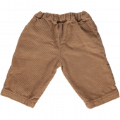 Poudre Organic Pantalon pomelos Indian Tan Corduroy