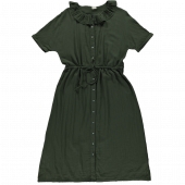 Poudre Organic ladies dress Camarine Amberlight