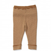 Konges slojd meo pants dijon/ off white