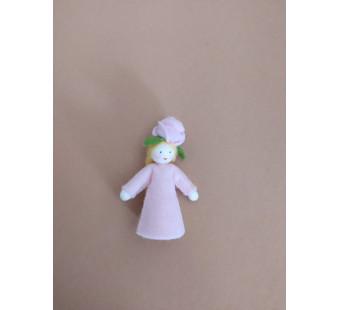 Seasonal doll rose