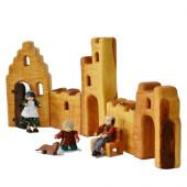 Bikeho city wall 6 pieces (3048)