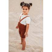 Silly Silas cotton shorty tights cinnamon