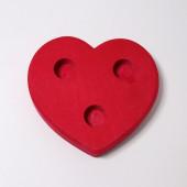 Grimms hart rood groot (710)