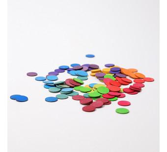 Grimms confetti dots rainbow (43096)