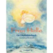 Frau Holle, book with turning wheel - G Kiedaisch
