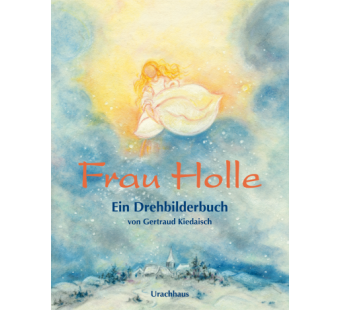 Frau Holle, boek met draaiplaten - G Kiedaisch