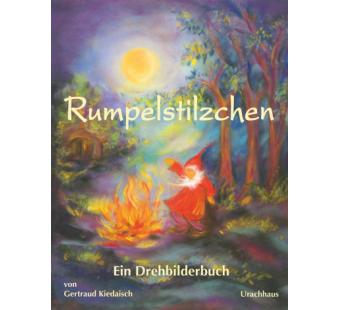 Rumpelstilzchen , boek met draaiplaten - G Kiedaisch