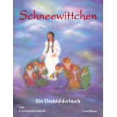 Schneewittchen, boek met draaiplaten - G Kiedaisch
