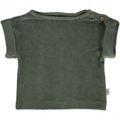 Poudre Organic Tshirt Laurier forest green