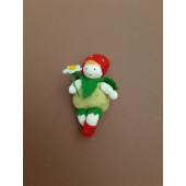 Seasonal doll Strawberry baby