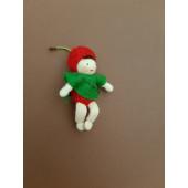 Seasonal doll Cherry baby