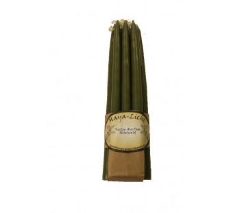 Mayan Light 10 kaarsjes Verde Claro (groen)