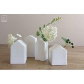 Raeder set of 4 mini vases houses