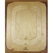 Kleine Knoest wooden paiting frame