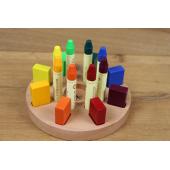 Kleine Knoest round crayon holder 8/8