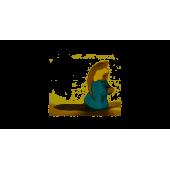 Ostheimer angel turquoise (42014)