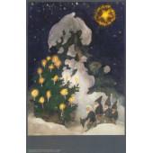 Advent calendar large   Weihnachtstraum Kreidolf