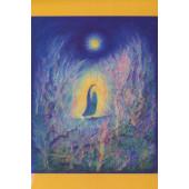 Advent calendar large  Maria durch den Dornwald ging Bernadette Lips
