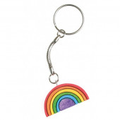 Grimms sleutelhanger regenboog